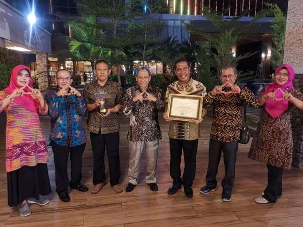 Sumbawa Raih Penghargaan Lembaga Kearsipan Daerah Terbaik Nasional