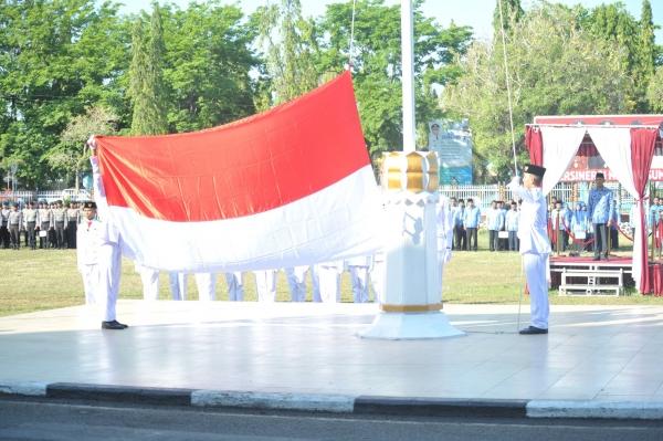 "HARI SUMPAH PEMUDA KE-91 TAHUN 2019 ""BERSATU KITA MAJU"""
