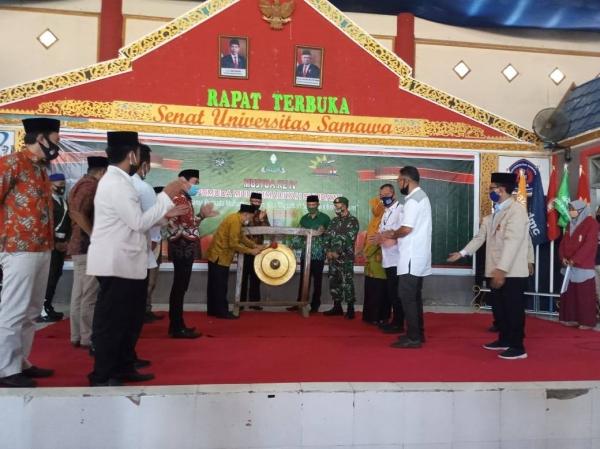 Hadiri Musyda IV Pemuda Muhammadiyah, Wabup Tekankan Independensi