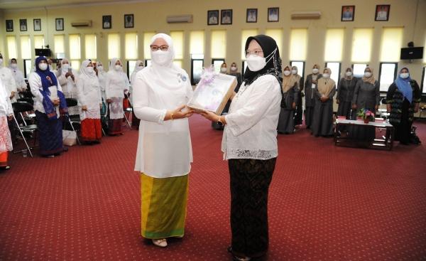 Wakil Bupati Sumbawa Resmi Pimpin GOW Kabupaten Sumbawa