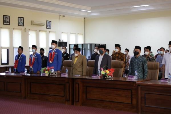 Pelantikan Pengurus Cabang Pergerakan Mahasiswa Islam Indonesia (PC PMII) Sumbawa