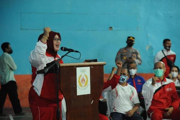 Pembukaan Pekan Olahraga Kabupaten (PORKAB) Sumbawa, Cabang Olahraga Bulutangkis