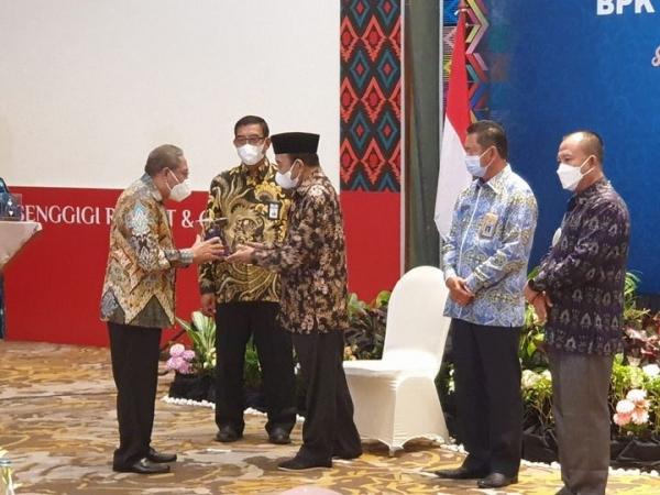Pemerintah Kabupaten Sumbawa Kembali Meraih Predikat Wajar Tanpa Pengecualian (WTP) dari BPK RI